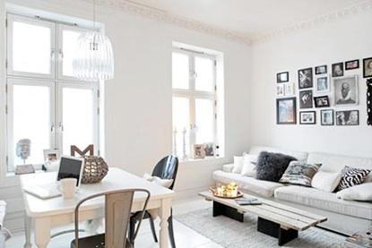Scandinavisch wonen leef interieuradvies for Scandinavisch design bank