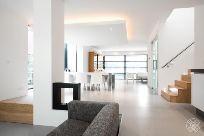 Gietvloeren: praktisch en stijlvol! leef! interieuradvies