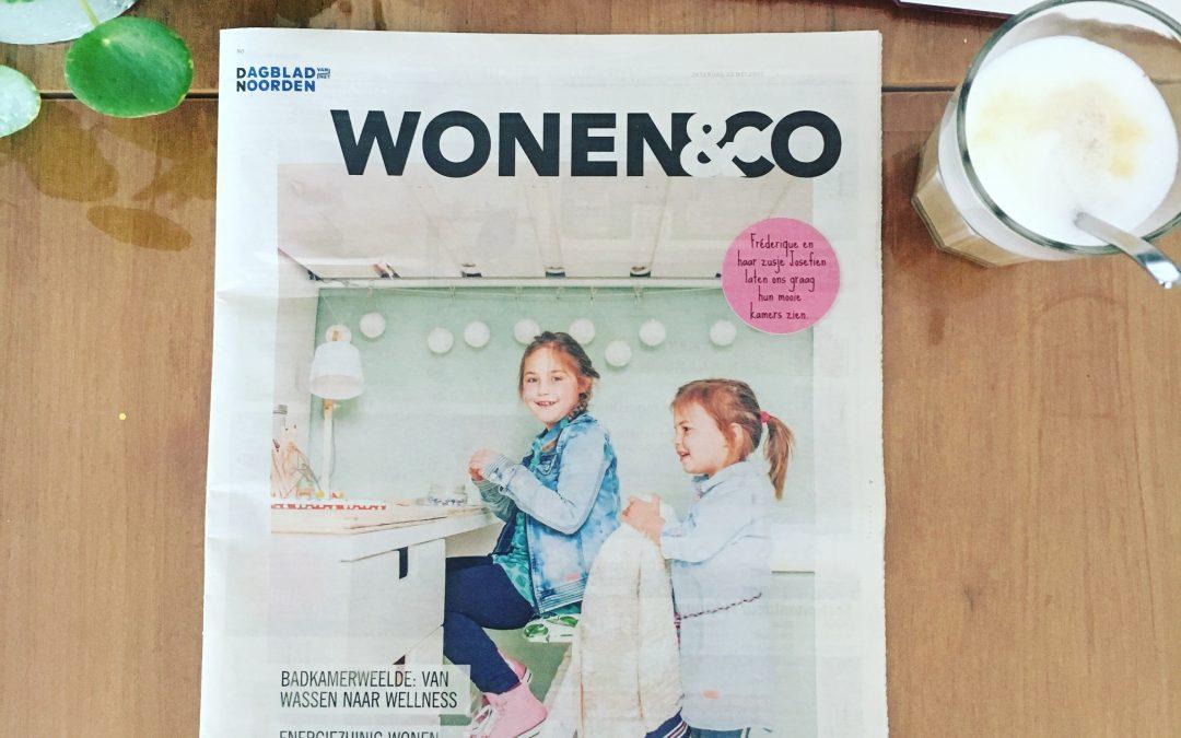 Wonen & CO, Dagblad van het Noorden, zaterdag 20 mei 2017