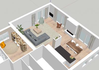 8-bovenaanzicht-voor_woonkamer_leef_interieuradvies