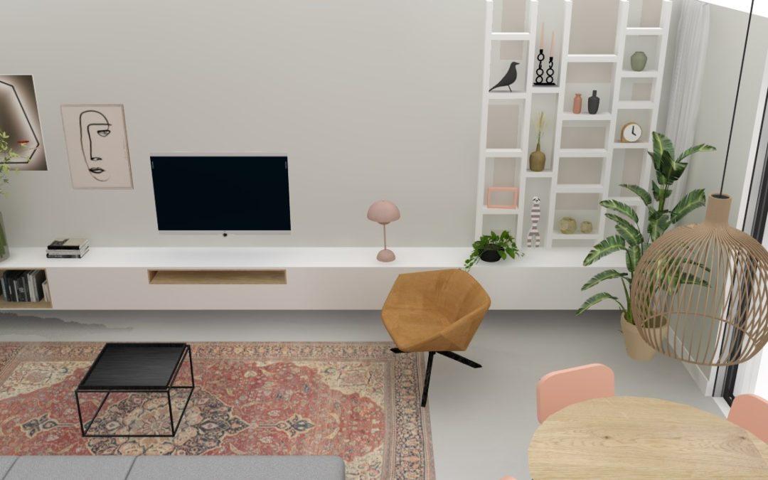 Modern en compact familiehuis